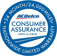 AC Delco Consumer Assurance, Woodard's Automotive Center, Florence, SC, 29501