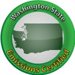 WA State Emissions, A&M Automotive, Bellevue, WA, 98005