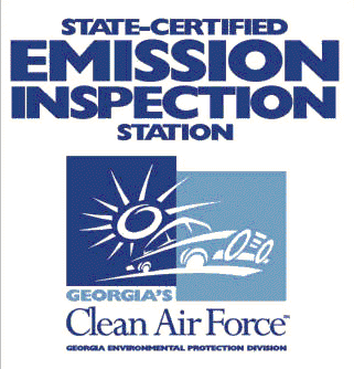GA State Emissions, Liberty Automotive Brake Service, Cumming, GA, 30040