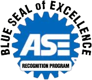 Blue Seal ASE, Norcal Auto Tech, Campbell, CA, 95008