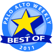 Best of Palo Alto 2011, Toyota Lexus Acura Honda Auto Care, Mountain View, CA, 94043