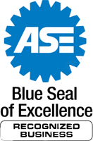 ASE Blue Seal of Recognition, Autotech Auto Center, O'Fallon, MO, 63366