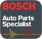 Bosch Auto Parts Specialists, Made in Japan/USA/Europe, Campbell, CA, 95008