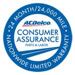 AC Delco Consumer Assurance, B & R Auto Repair, Ogden, UT, 84401