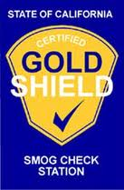 Gold Shield, C & F Auto, Costa Mesa, CA, 92627