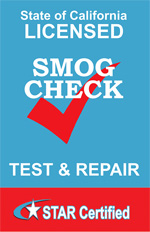 Star Certified Smog CA, Renson Automotive, Campbell, CA, 95008