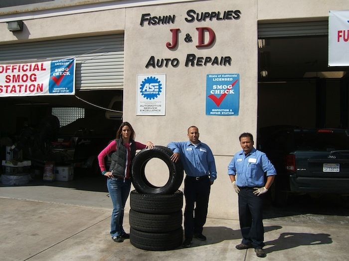 J d auto repair auto repair sand city ca engine for Doc motor works auto repair