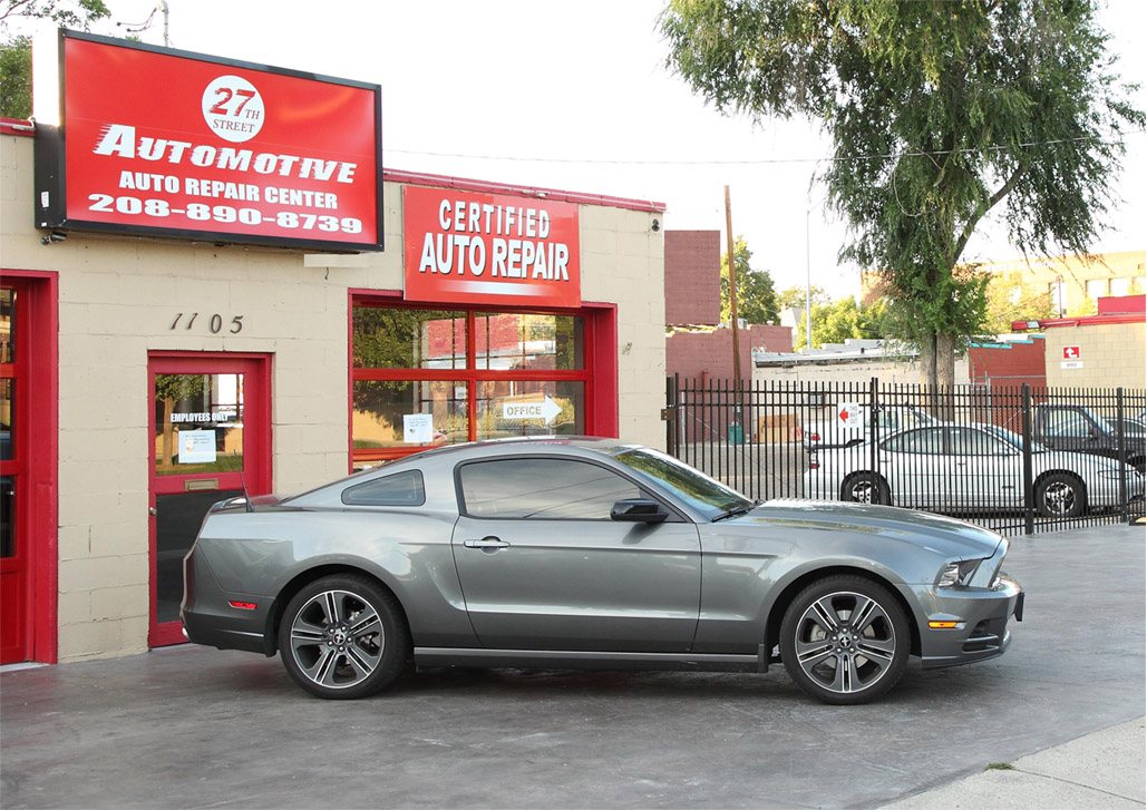 Auto Repair at 27th St. Automotive