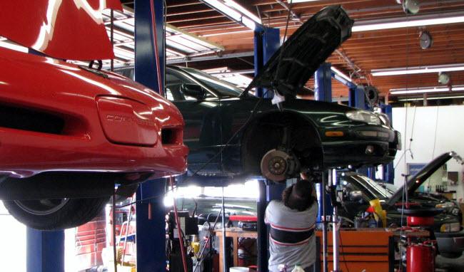 Auto repair in goleta ca for Doc motor works auto repair