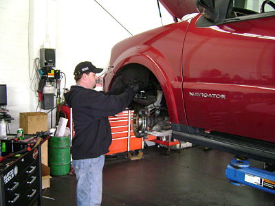 Auto Tech Automotive Repair, El Cajon CA and La Mesa CA, 92020 and 91942, Auto Repair, Engine Repair, Auto Inspection, Brake Repair and Auto Electrical Service