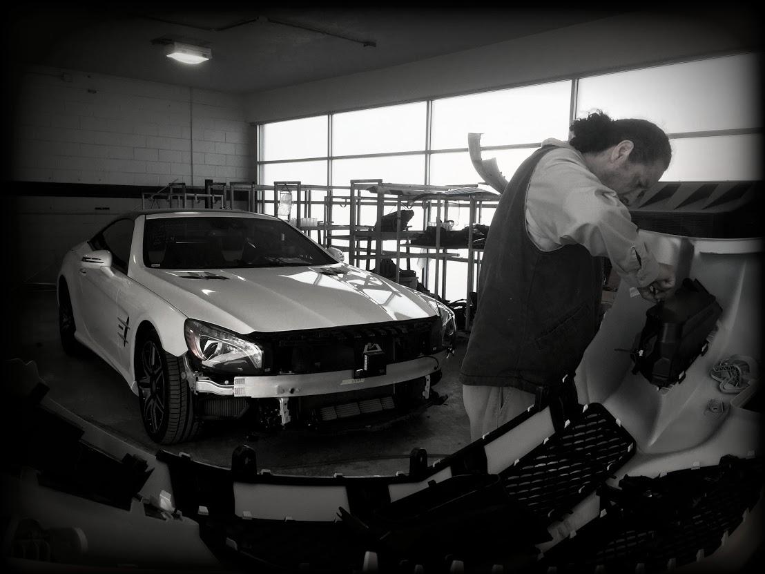 Auto Stiegler Mercedes Body & Collision Repair, Reseda CA, 91335, Mercedes Body Repair, Mercedes Benz Body Repair, Mercedes Collision Repair, Mercedes Benz Certified Collision Center and Mercedes Dent Removal