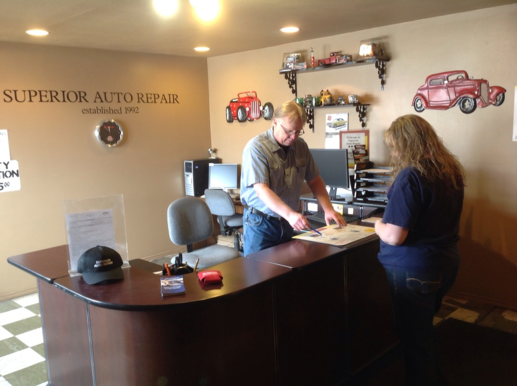 Superior Auto Repair, Salt Lake City UT and South Salt Lake UT, 84115, Auto Repair, Engine Repair, Transmission Repair, Brake Repair and Auto Electrical Service