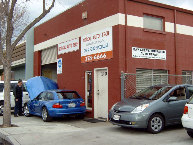 Norcal Auto Tech, Campbell CA, 95008, Auto Repair, Brake Repair, Honda Repair, Toyota Repair and Engine Repair
