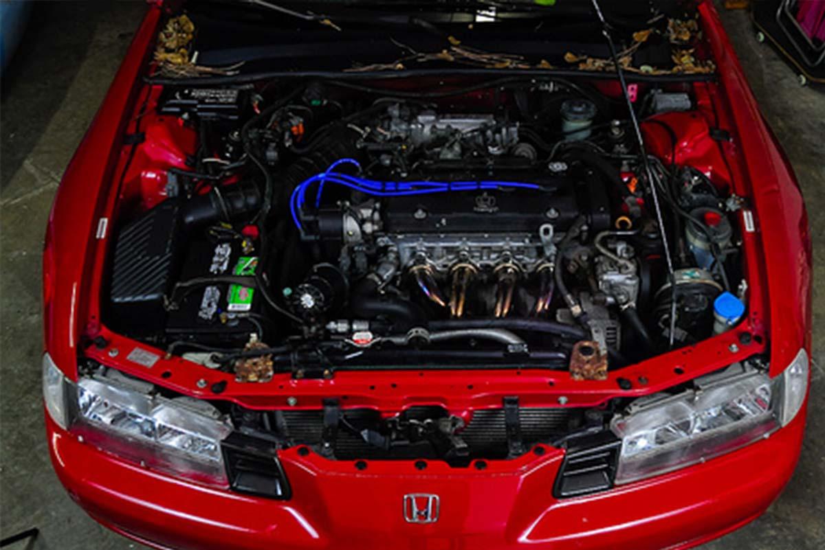 Honda repair