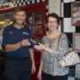 Congratuations to Julie, who won a flip camera in our September drawing!