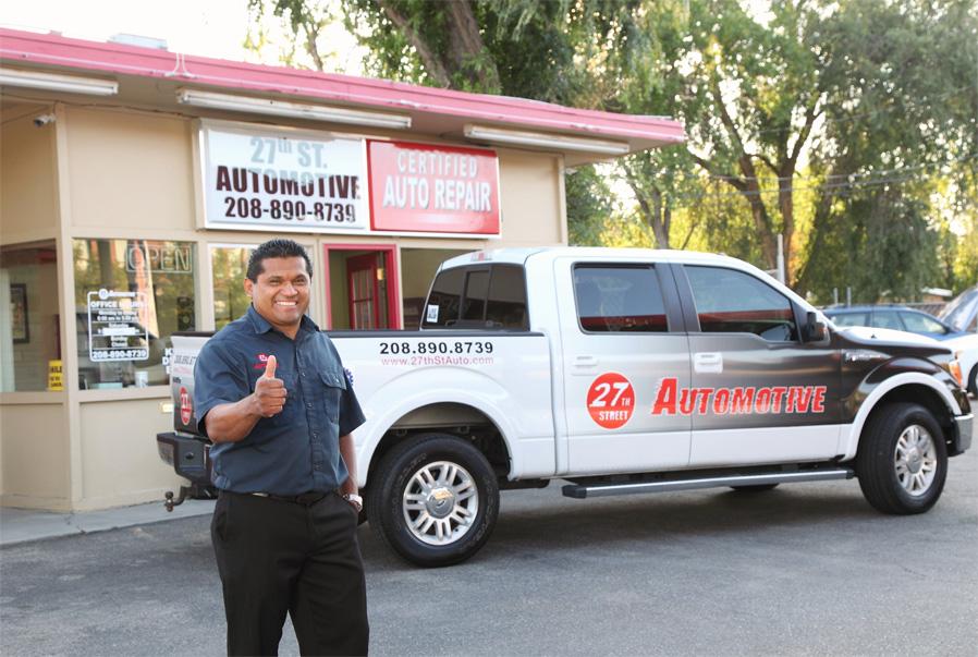 27th st automotive auto repair boise id engine repair for Doc motor works auto repair