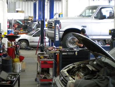 Wright auto service repair auto repair pocatello id for Doc motor works auto repair