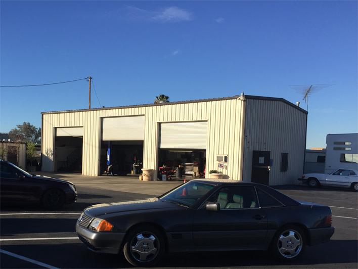S And S Inland Star Mercedes MercedesBenz Repair San Bernardino - Authorized mercedes benz repair shops