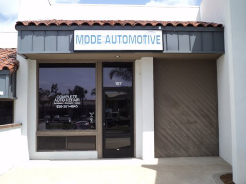 Mode Automotive, San Diego CA and Mira Mesa CA, 92126, Auto Repair, Toyota Repair, Lexus Repair, Brake Repair and Honda Repair
