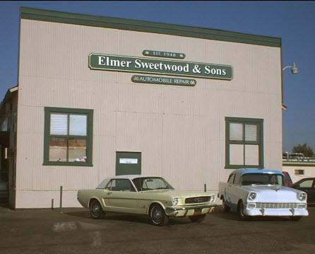 Sons Acura on Elmer Sweetwood And Sons Auto Repair  El Cajon Ca  92020  Auto Repair