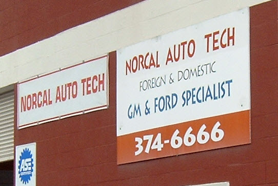Norcal Auto Tech, Campbell CA and Los Gatos CA, 95008 and 95032, Auto Repair, Brake Repair, Honda Repair, Toyota Repair and Engine Repair
