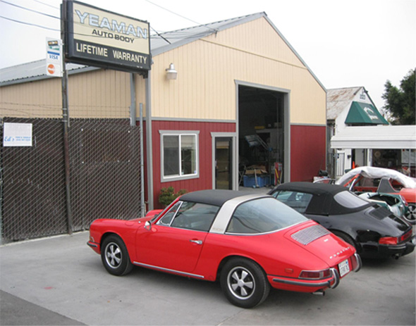 Yeaman Auto Body, Palo Alto CA, 94303, Auto Body Shop, Collision Repair, Auto Paint Shop, Windshield Replacement and dent removal