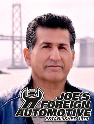Joe's Foreign Automotive, Walnut Creek CA, 94597, Brake Repair, Engine Repair, Emissions System Repair, Auto Electrical Service and Auto Repair
