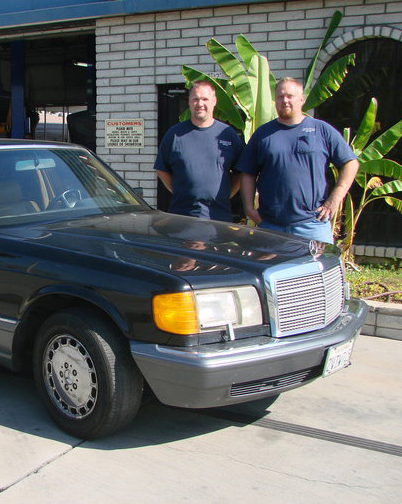 S And S Inland Star Mercedes, San Bernardino CA and Highland CA, 92410 and 92346, Mercedes-Benz Repair, BMW Repair, Mercedes-Benz Service, BMW Service and BMW Maintenance