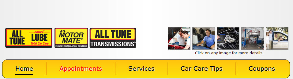 All Tune & Brake, Richmond VA and Lakeside VA, 23230 and 23228, Auto Repair, Engine Repair, Brake Repair, Transmission Repair and Auto Electrical Service