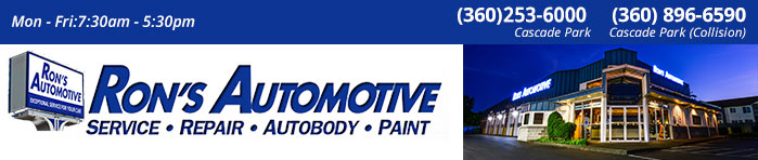 Ron's Automotive - Cascade Park, Vancouver WA, 98684, Brake Repair & Service and Transmission Repair & Replacement
