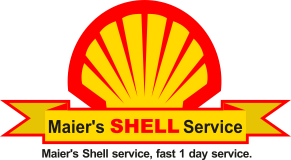 Maier's Shell Service, Wilmington DE and Claymont DE, 19803 and 19703, Auto Repair, Engine Repair, Oil Change Service, Brake Repair and Auto Electrical Service