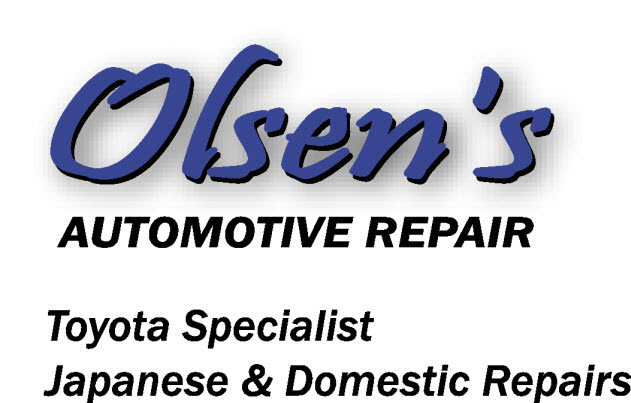 Olsen's Automotive Repair, Livermore CA, 94550, Auto Repair, Engine Repair, Brake Repair, Transmission Repair and Auto Electrical Service
