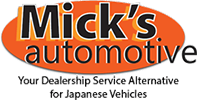 Mick's Automotive, Santa Cruz CA, 95062, Toyota Repair, Honda Repair, Acura Repair, Kia Repair, Nissan Repair, Subaru Repair, Lexus Repair and Infiniti Repair