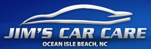 Jim's Car Care, Ocean Isle Beach NC, 28469, Auto Repair, Engine Repair, Brake Repair, Transmission Repair and Auto Electrical Service