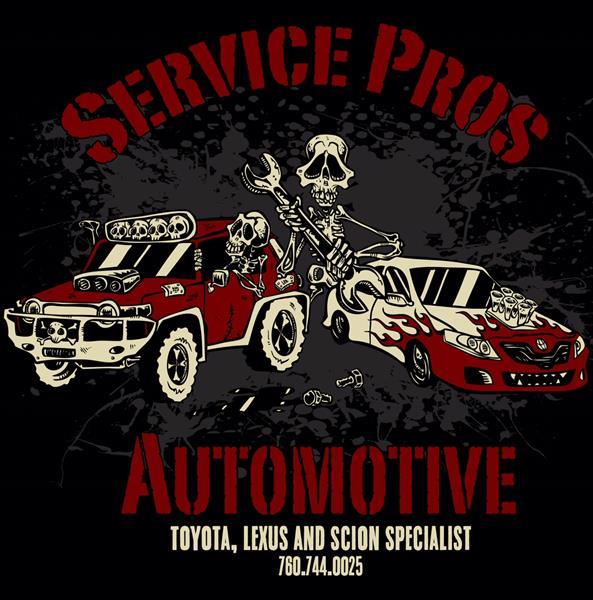 Service Pros Automotive, Inc, San Marcos CA, 92078-2444, Auto Repair