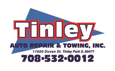 Tinley Auto Repair & Towing, Inc., Tinley Park IL, 60477, Auto Repair, Engine Repair, Brake Repair, Transmission Repair and Auto Electrical Service