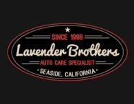 Lavender Brother's Automotive, Seaside, California, 93955, Advanced Diagnostics, Brake Service, Routine Maintenance, Engine Repair, Tires and Auto Body