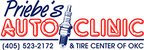 Priebe's Auto Clinic and Tire Center, Oklahoma City OK, 73112, Auto Repair, Auto Service, Timing Belt Replacement, Auto Electrical Service and Brake Repair