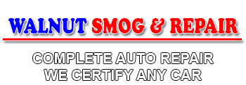 Walnut Smog & Repair, Pasadena CA, 91106, Auto Repair, Smog Repair, Brake Repair, Auto Electrical Service and Star Smog Check Station